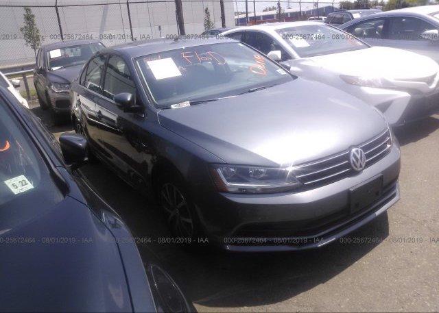 Inventory #161368840 2017 Volkswagen JETTA