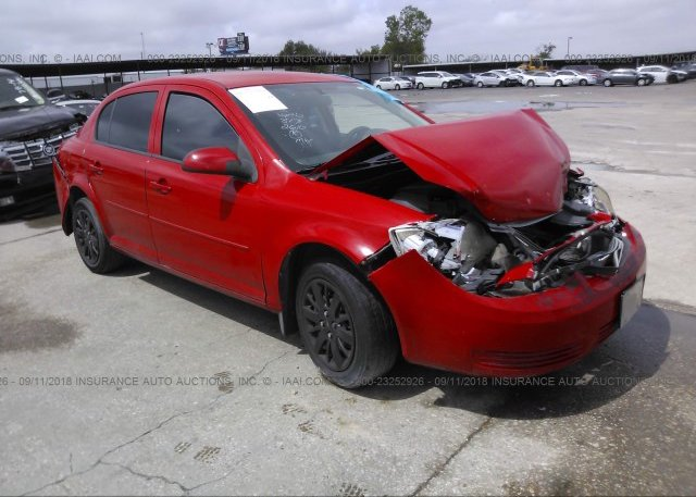 Inventory #763640267 2010 Chevrolet COBALT