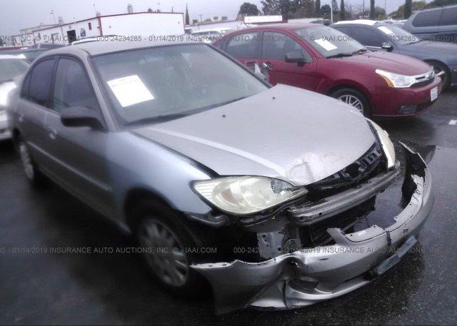 Inventory #848673512 2005 Honda CIVIC