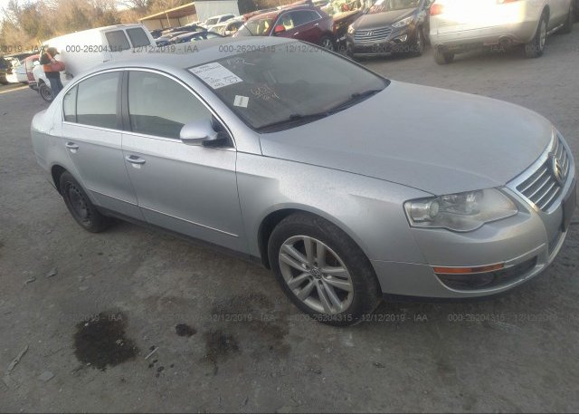 Inventory #856989361 2007 Volkswagen PASSAT