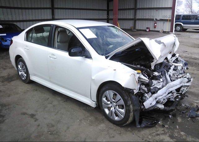 Inventory #603378232 2013 Subaru LEGACY