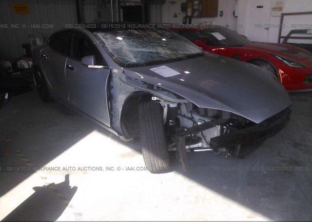 Inventory #283185310 2017 Tesla MODEL S