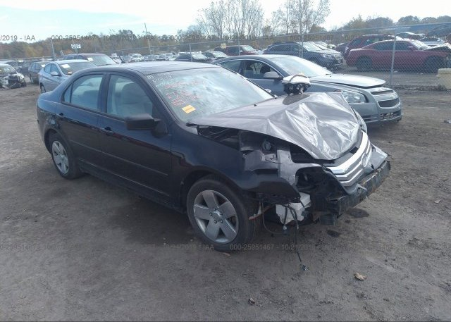 Inventory #653518584 2009 FORD FUSION