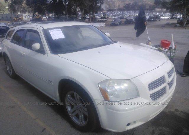 Inventory #590380927 2005 Dodge MAGNUM