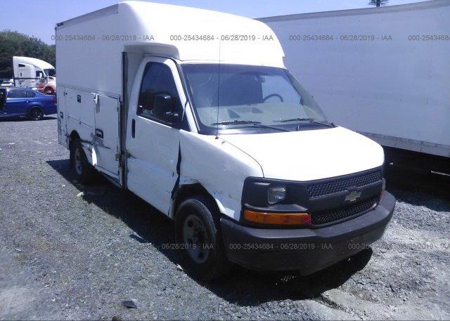 Inventory #449751158 2007 CHEVROLET EXPRESS G3500