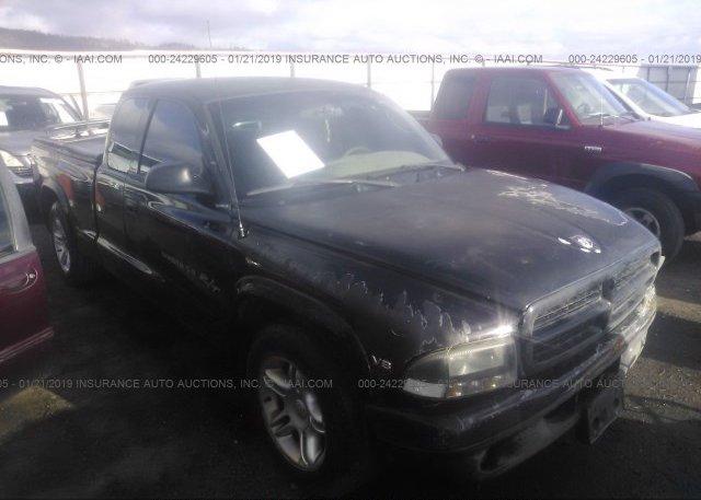 Inventory #945511348 2000 Dodge DAKOTA