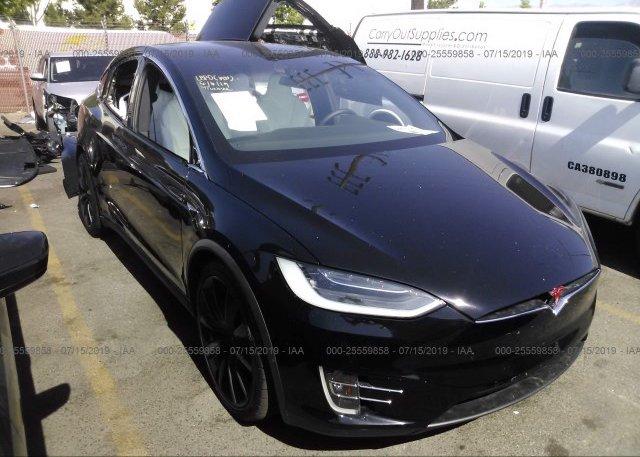 Inventory #915777202 2018 Tesla MODEL X
