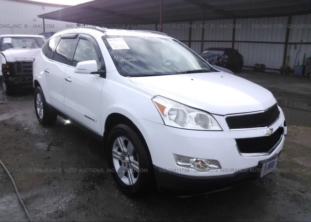 Inventory #589416630 2009 Chevrolet TRAVERSE