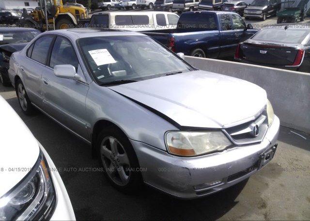 Inventory #748302919 2002 Acura 3.2TL