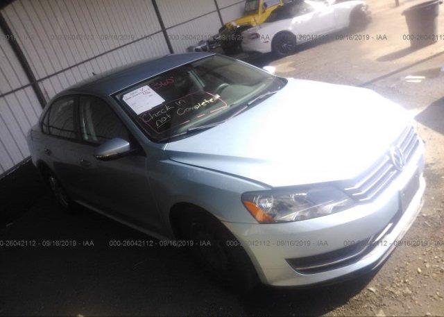 Inventory #578307217 2012 Volkswagen PASSAT