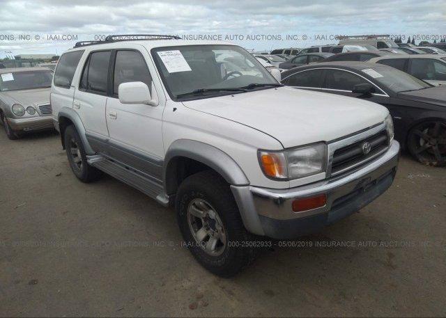 Inventory #667436472 1997 Toyota 4RUNNER