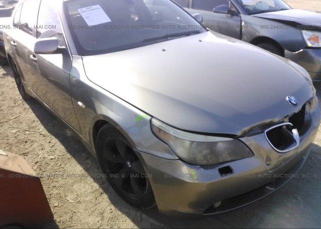 Inventory #694919878 2005 BMW 525