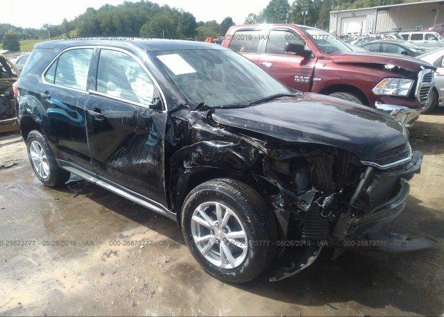 Inventory #340551702 2017 Chevrolet EQUINOX