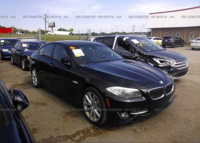 Inventory #240100985 2011 BMW 535