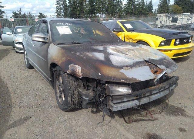 Inventory #567791612 1999 Pontiac GRAND PRIX