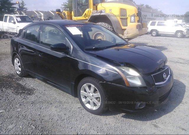 3n1ab6ap3al719506 Salvage Black Nissan Sentra At Turnersville Nj