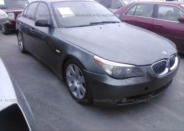 Inventory #306759884 2007 BMW 530