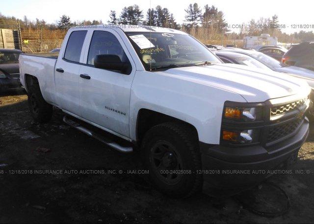 Inventory #538538030 2014 Chevrolet SILVERADO