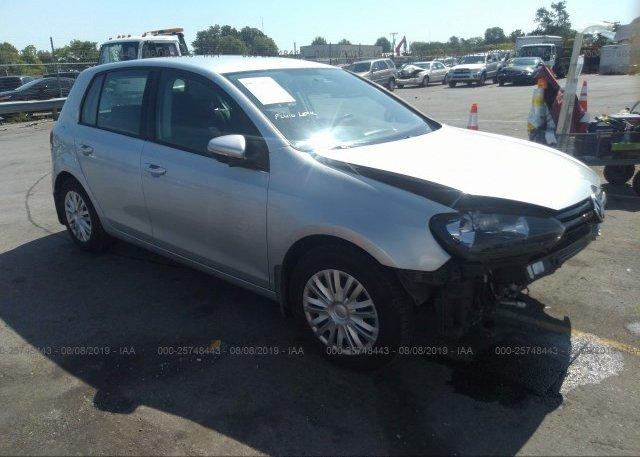 Inventory #585556413 2010 Volkswagen GOLF