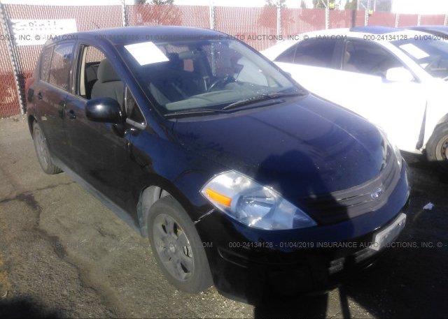 Inventory #783428692 2012 NISSAN VERSA
