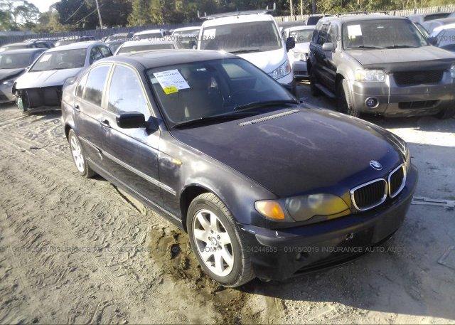 Inventory #726223517 2003 BMW 325