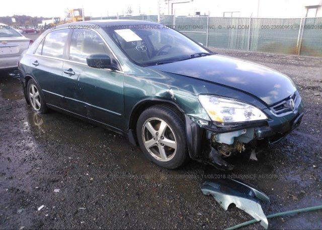 Inventory #578072937 2003 Honda ACCORD