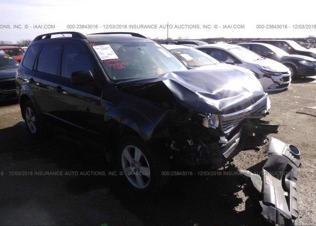 Inventory #150962357 2010 Subaru FORESTER