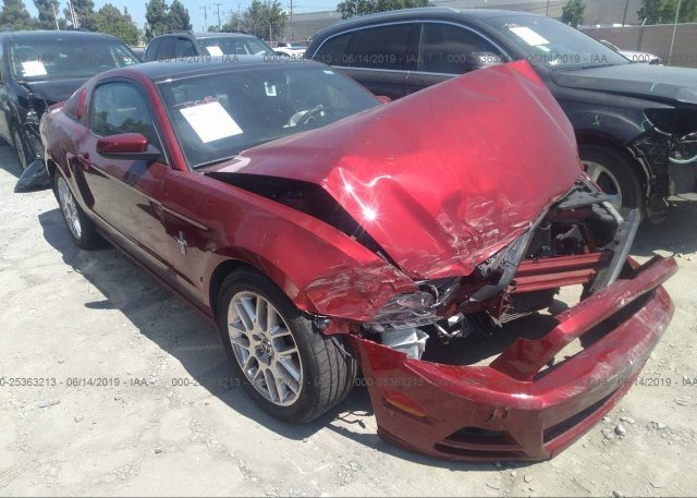 Inventory #423865336 2014 FORD MUSTANG