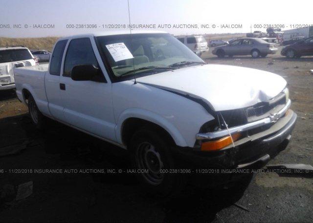 Inventory #198033360 2003 Chevrolet S TRUCK