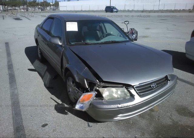 Inventory #956257401 2001 Toyota CAMRY