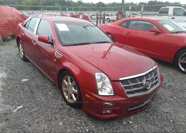 Inventory #190158021 2009 Cadillac STS