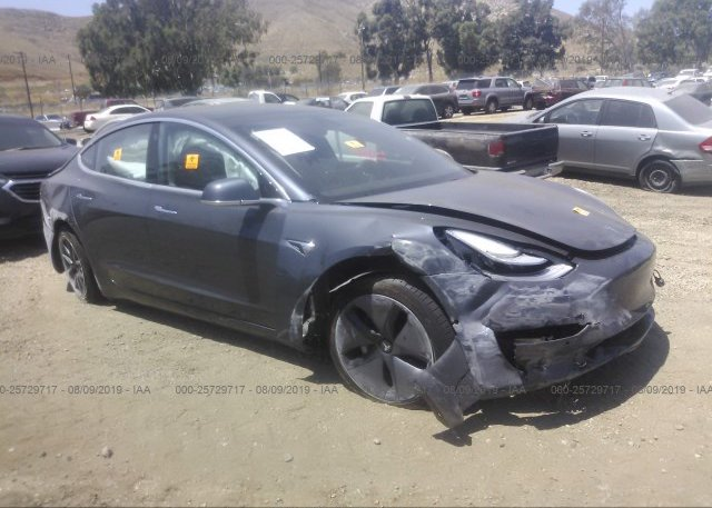 Inventory #738492784 2018 Tesla MODEL 3