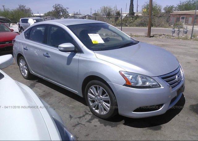Inventory #760472433 2014 Nissan SENTRA