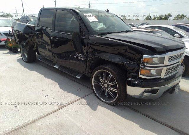 Inventory #844522534 2014 Chevrolet SILVERADO