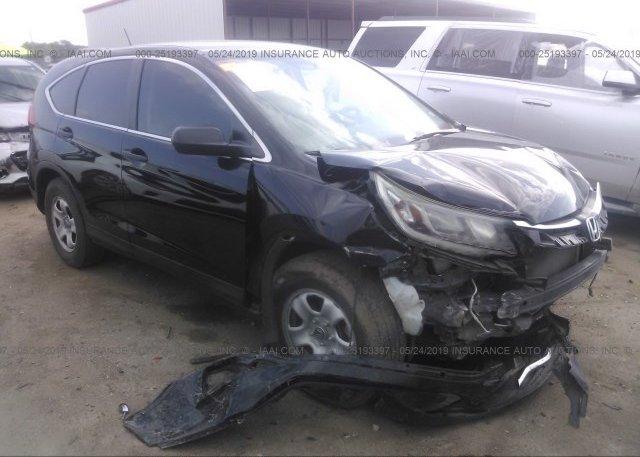 Inventory #660580287 2015 Honda CR-V