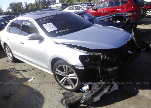 Inventory #642466811 2014 Volkswagen PASSAT