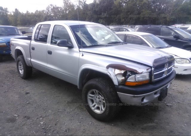 Inventory #539941408 2004 Dodge DAKOTA