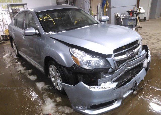 Inventory #683051292 2013 Subaru LEGACY