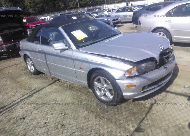 Inventory #972669005 2002 BMW 325