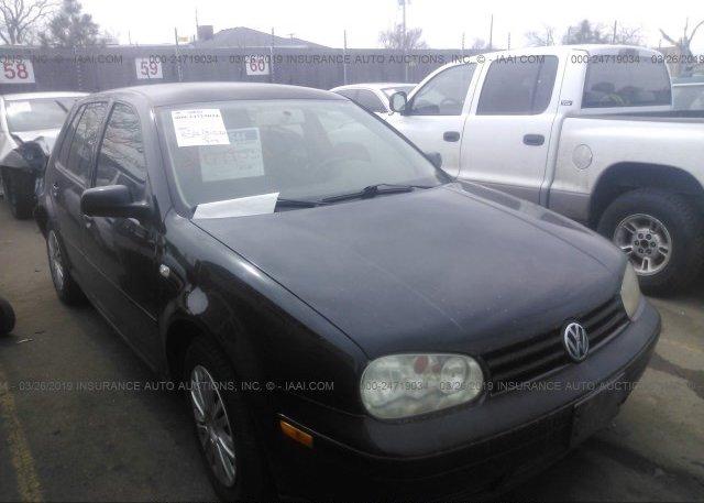 Inventory #780102894 2003 Volkswagen GOLF