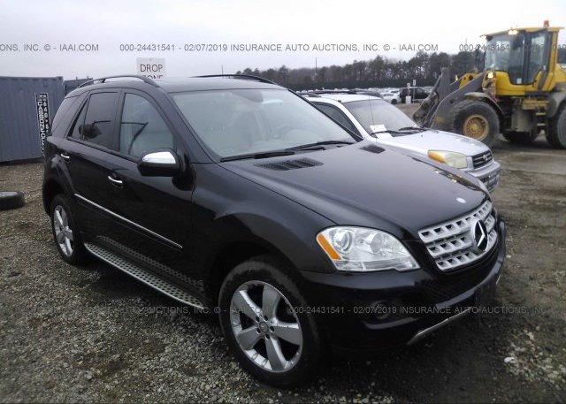 Inventory #654826200 2009 Mercedes-benz ML