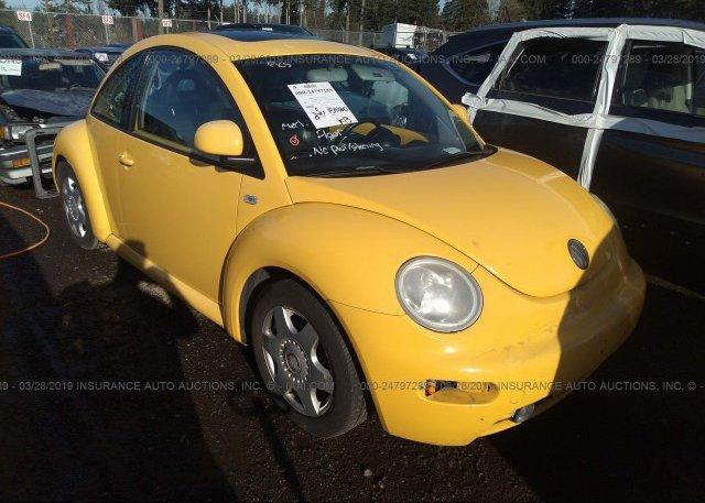 Inventory #933581343 2000 Volkswagen NEW BEETLE