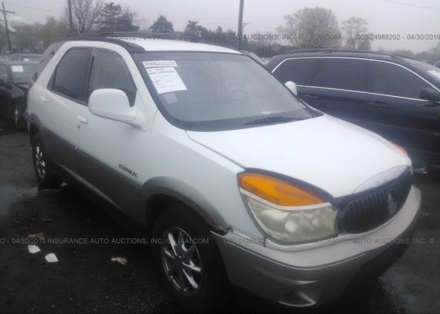 Inventory #897212927 2002 Buick RENDEZVOUS