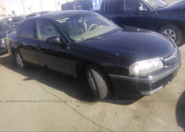Inventory #376404930 2001 Chevrolet IMPALA