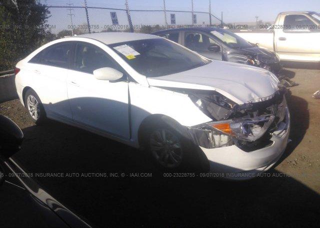 Inventory #276658211 2011 Hyundai SONATA