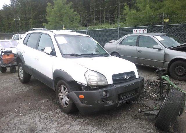 Inventory #868955548 2006 Hyundai TUCSON
