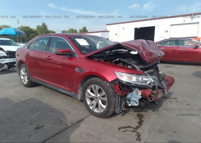 Inventory #597622022 2011 FORD TAURUS