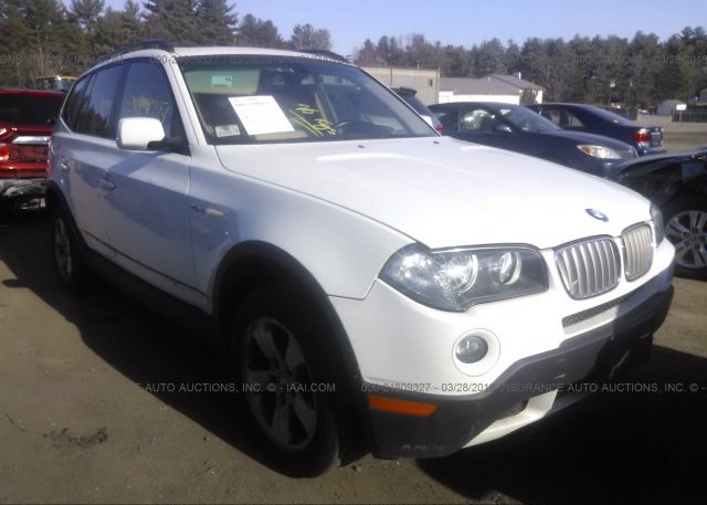 Inventory #878581096 2008 BMW X3
