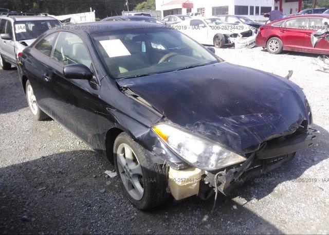 Inventory #463354566 2005 Toyota CAMRY SOLARA