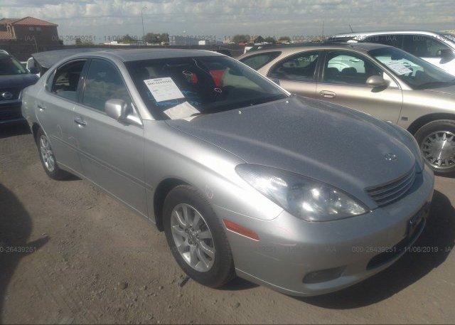 Inventory #738272736 2002 Lexus ES